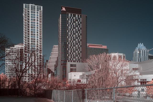 Downtown Austin - 2020/12/25