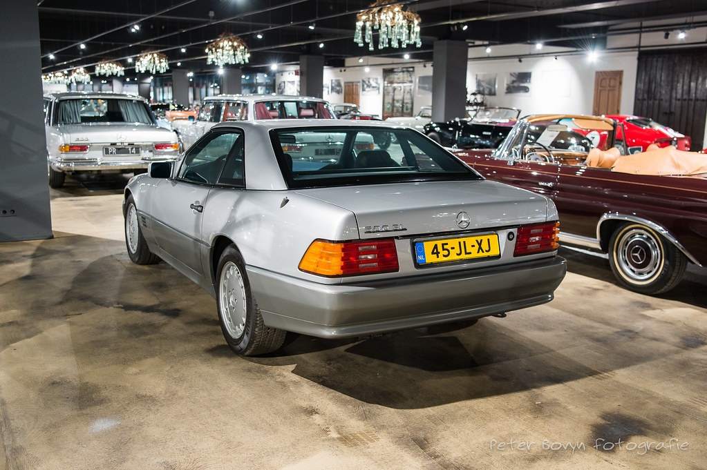 Mercedes 500 SL - 1989