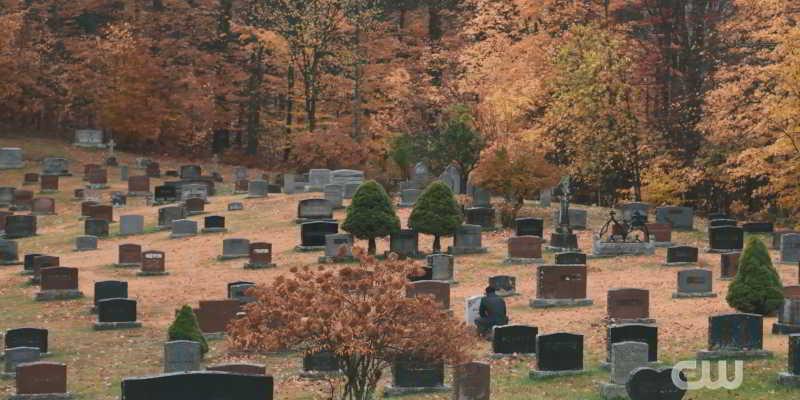 The Republic of Sarah cemetery