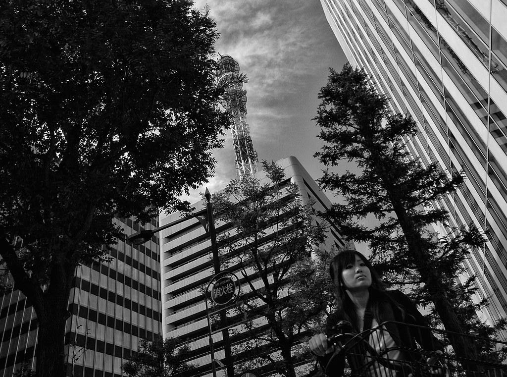 Shinjuku, Tokyo, 2009