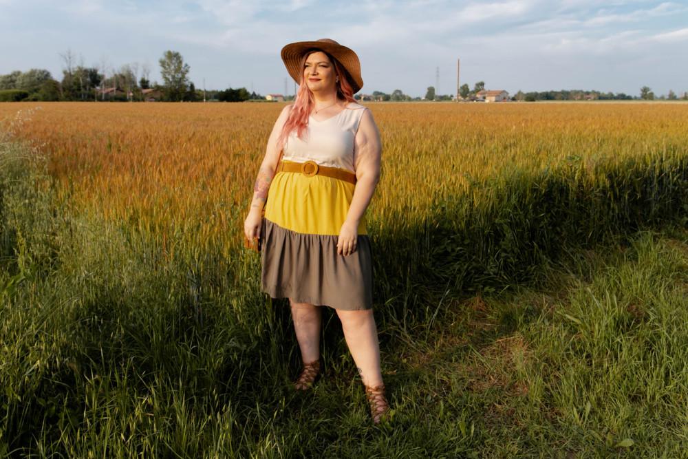 Outfit estivo curvy plus size meteore fashion (2)