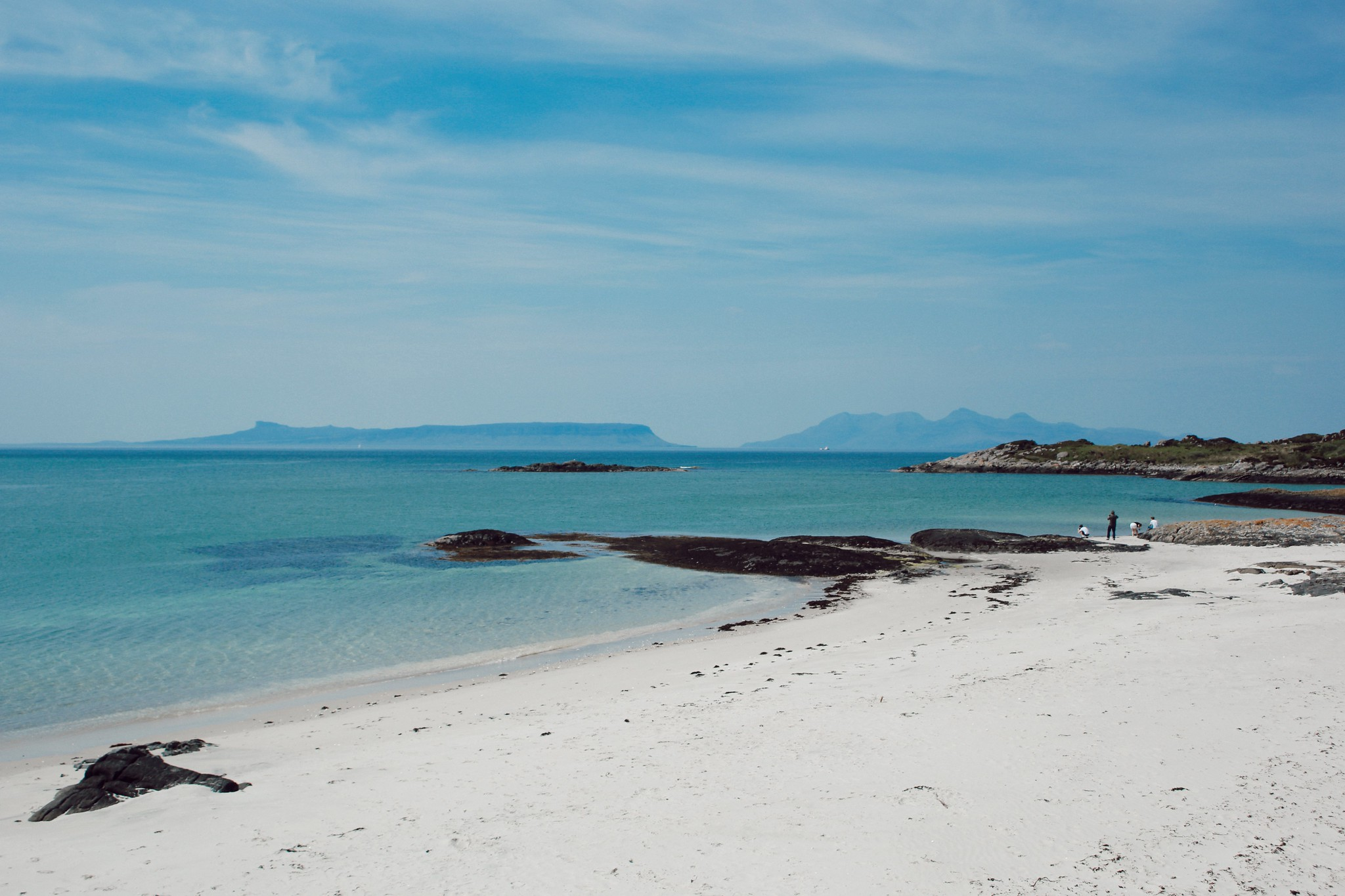 The Little Magpie Scotland Guide Road to the Isles Mallaig (2)