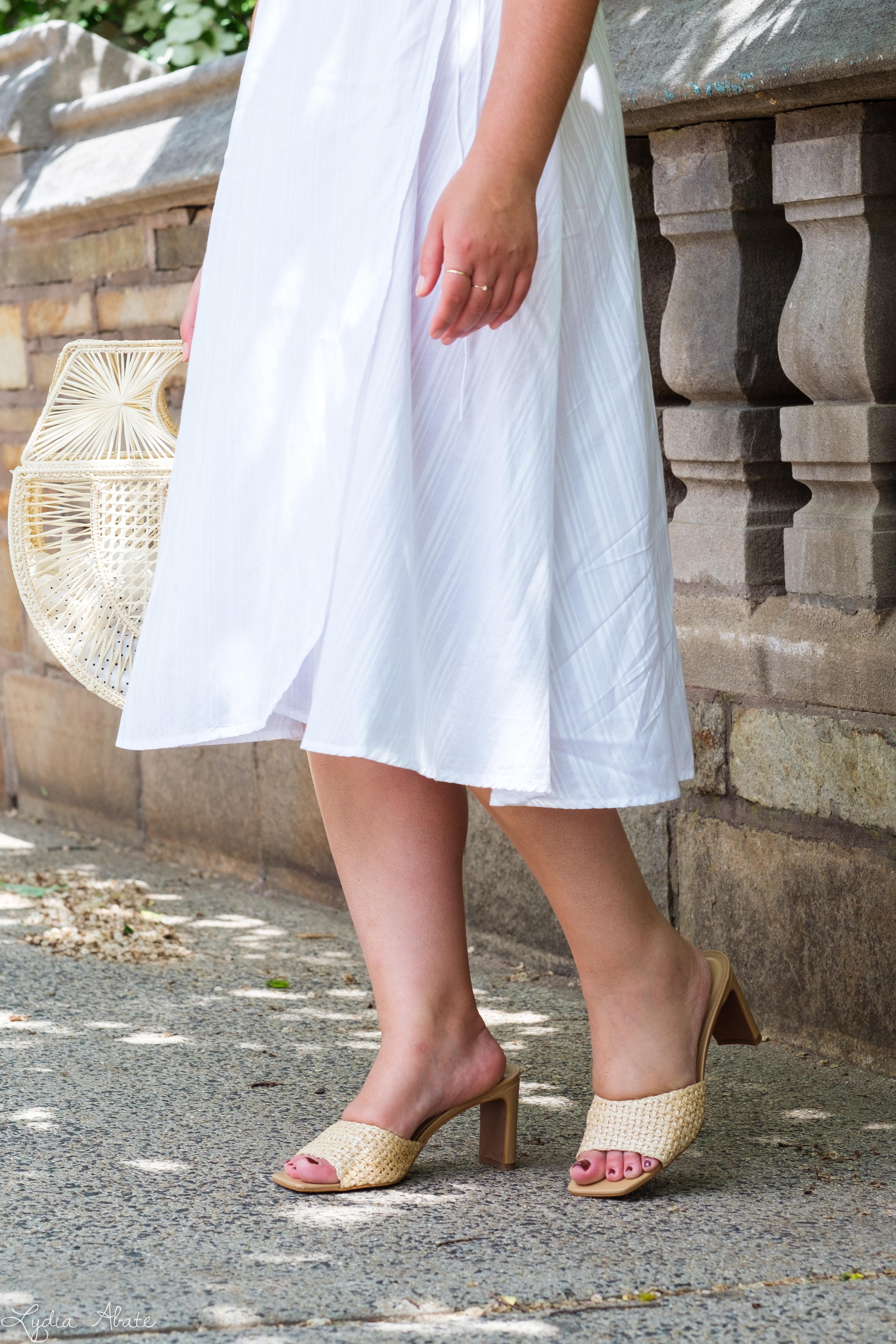 little white wrap dress, raffia basket bag, raffia heels-13.jpg