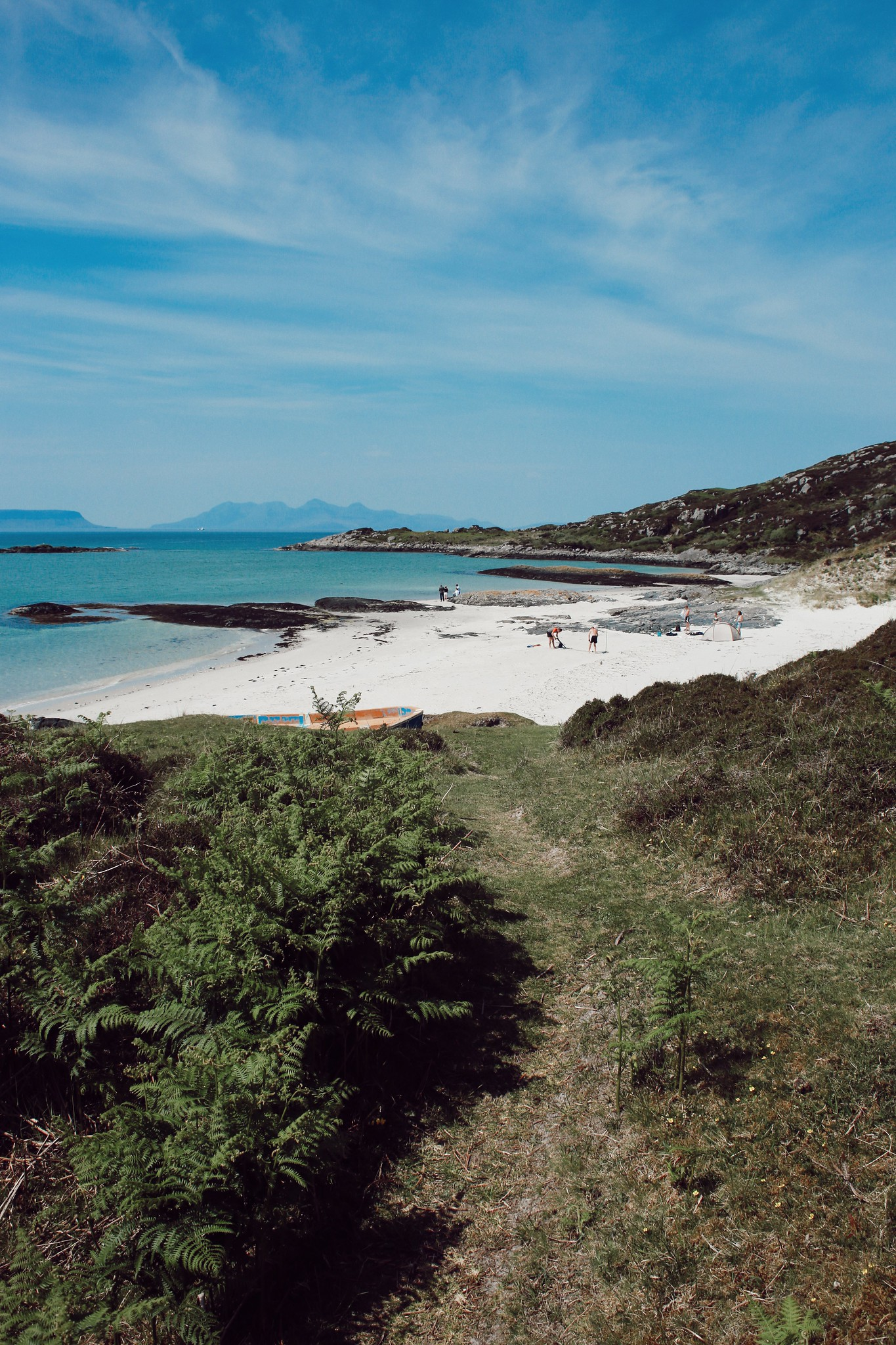 The Little Magpie Scotland Guide Road to the Isles Mallaig (4)
