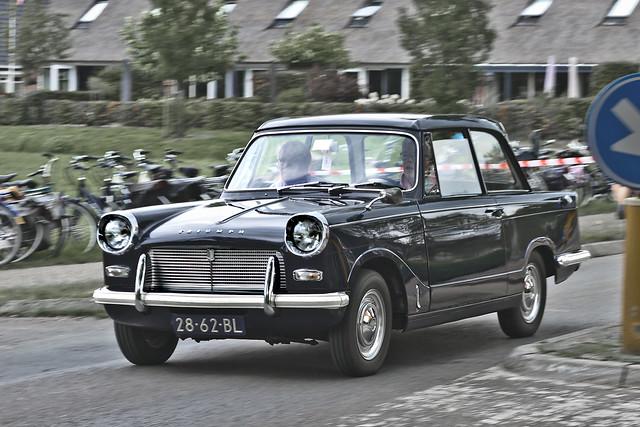 Triumph  Herald 12/50 Saloon 1966 (9253)