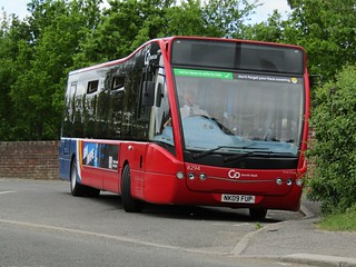 Go North East - 8294 - NK09FUP - GoNE20211321GoNorthEast