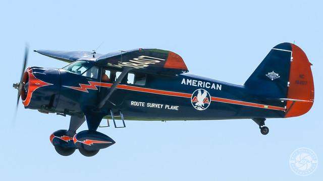 1937 Stinson Reliant - SR-9C - (Airventure 2019)