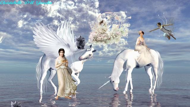 Les rêveries de Cassandre - version Christabelle