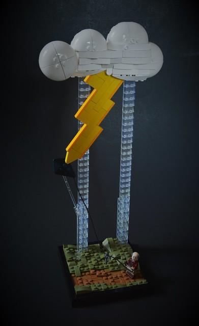 Vignweek 2021: Franklin's Kite