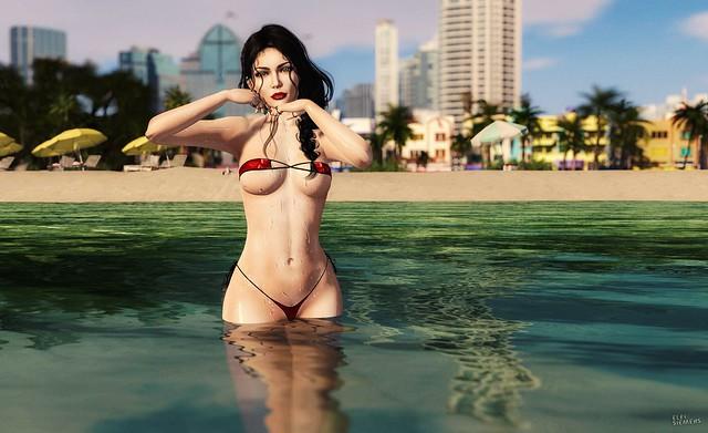 Swim with me?