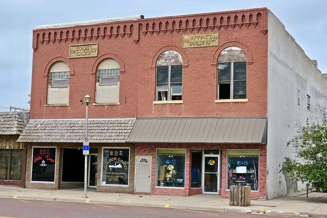 Odd Ferllows Building, Colby, KS