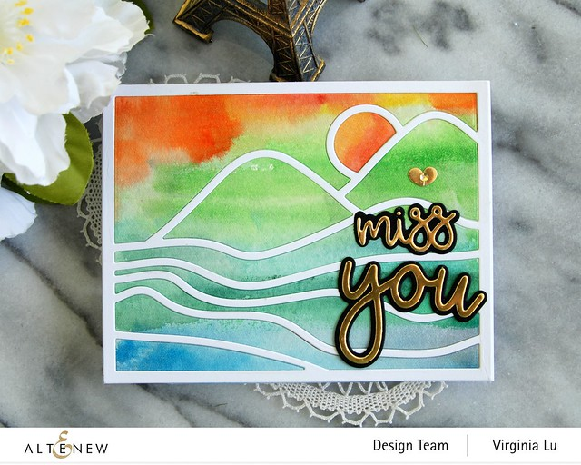 Altenew-Abstract Landscape Cover Die-All About You Die Set-003