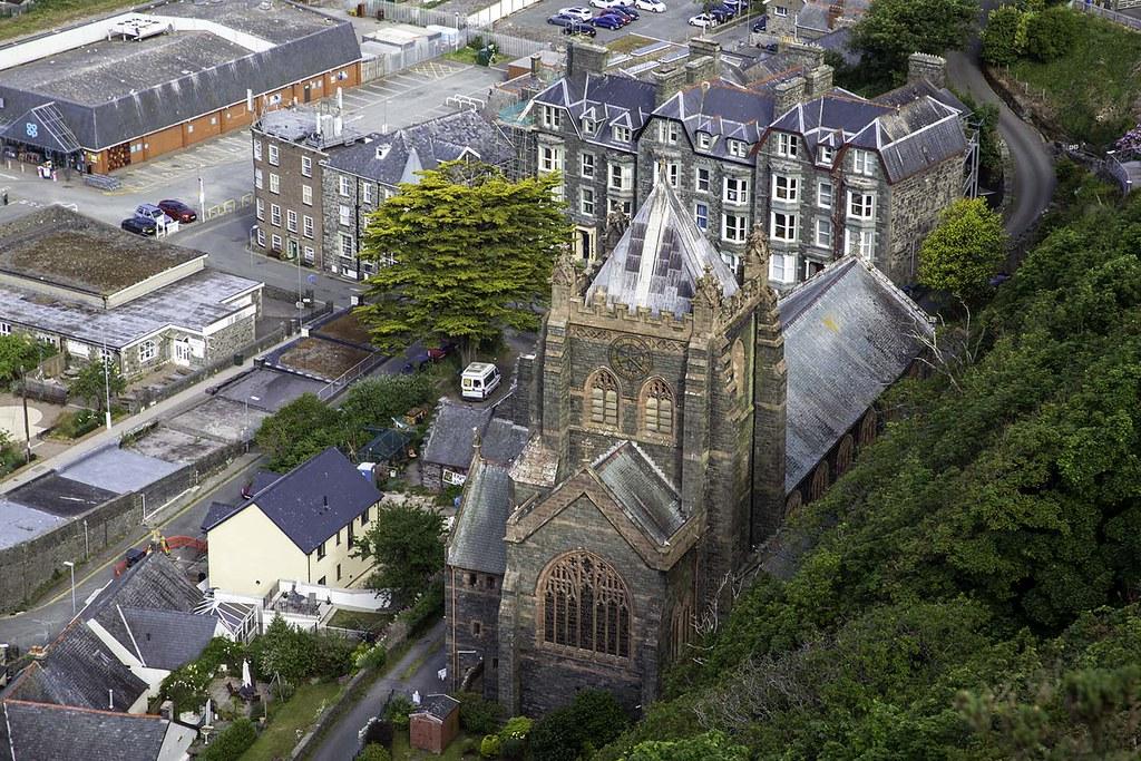 Saint John's Church, Barmouth.