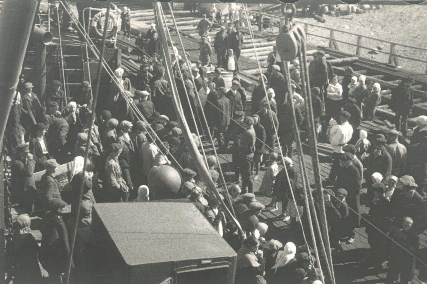 1926-1927. Из Архангельска в Кандалакшу. Север