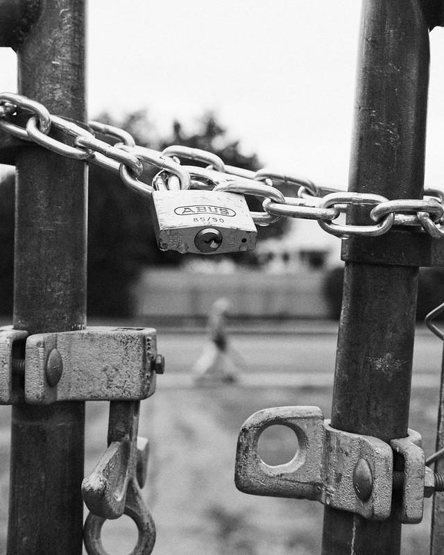 166/365 : Partial Lockdown