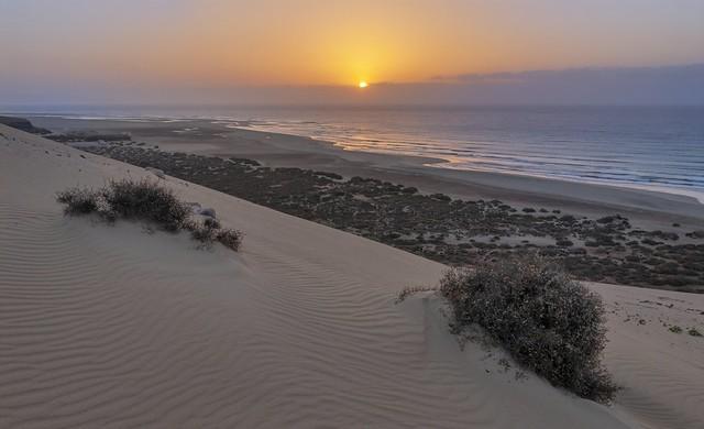 *Fuerteventura sunrise*