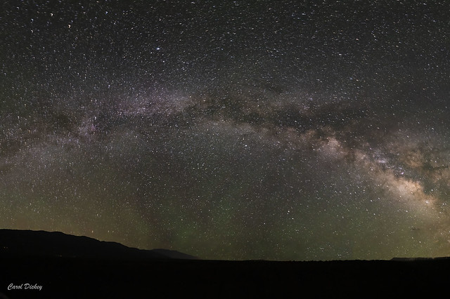 The Milky Way over Northern New Mexico