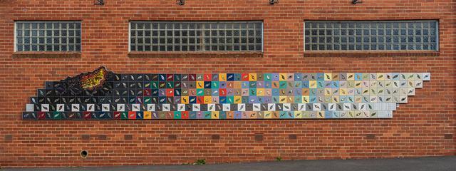 Kymeton Black Saturday Bushfire Memorial Mural