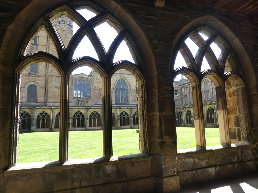 The Cloisters, Durham Cathedral