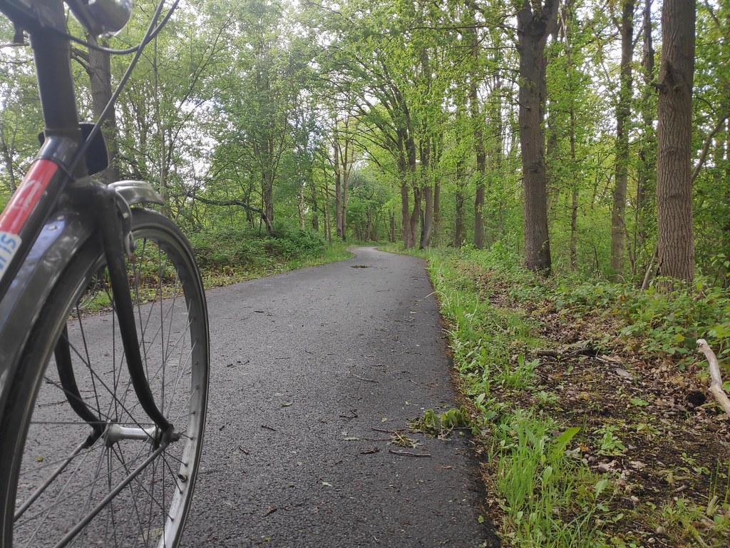 Paseo en bici por Limburgo
