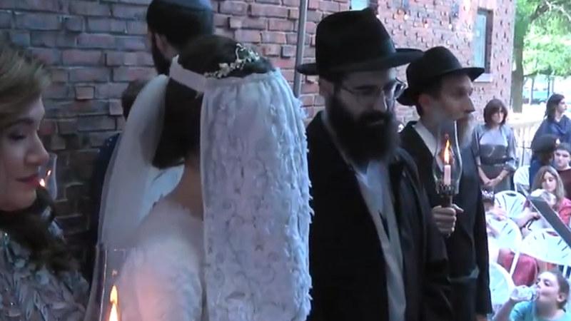 Enlace de Yehuda y Nechama Gorkin