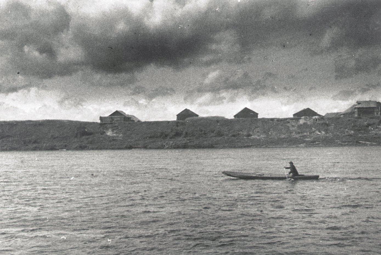 1926-1927.  Река Онега. Север