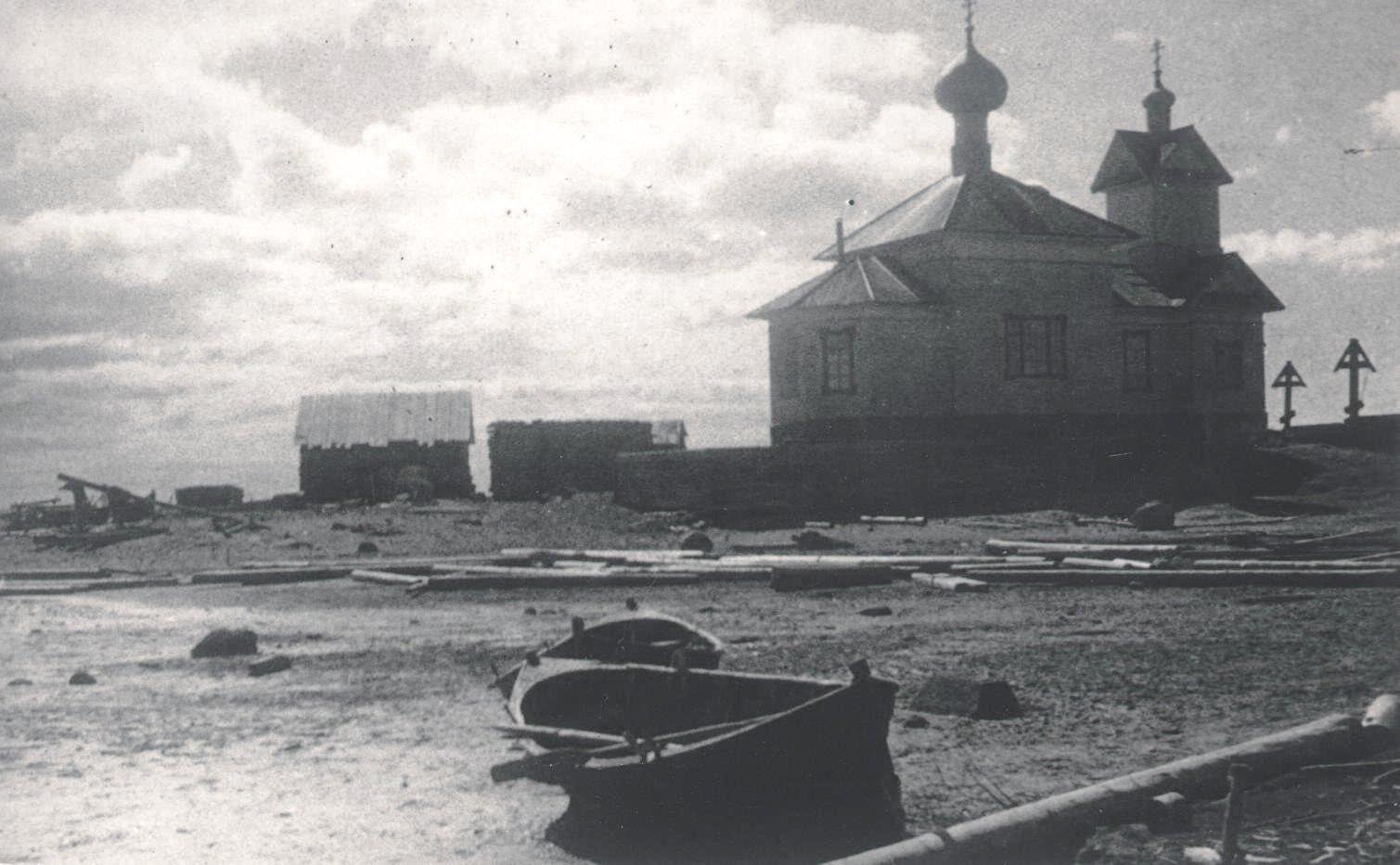 1926-1927.  Летняя Золотица. Север