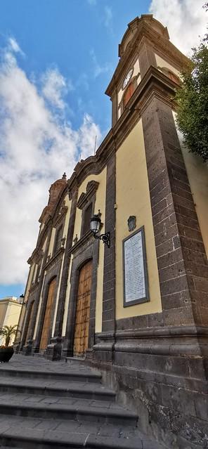 exterior Iglesia Matriz de Santa María de Guía Gran Canaria
