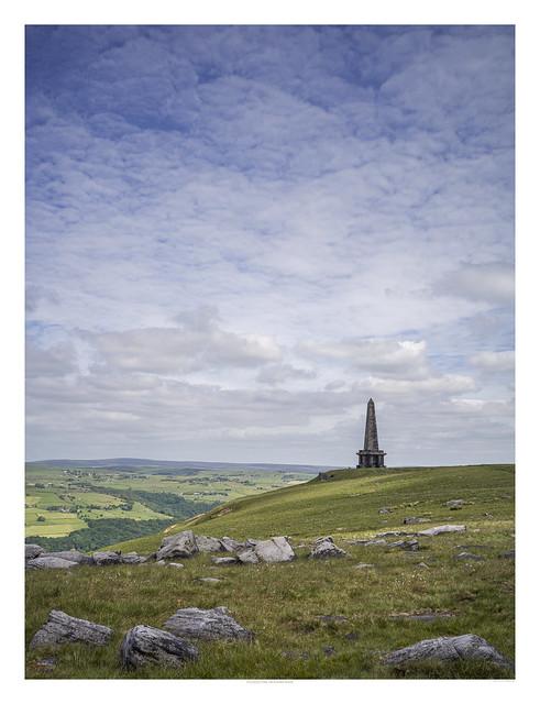 Stoodley Pike on Higher Moor