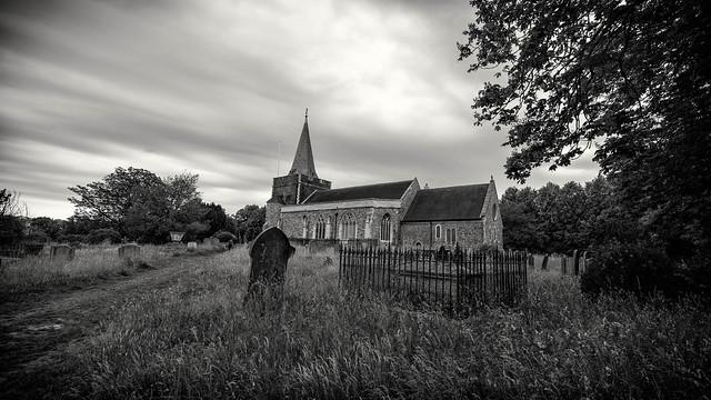 All Saints Frindsbury