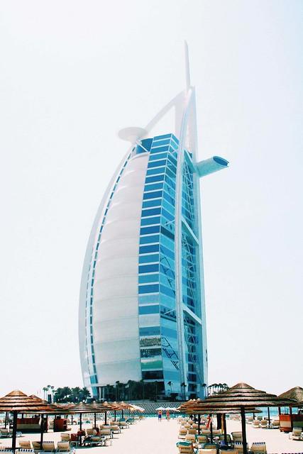Burj Al Arab, la Vela Dubai