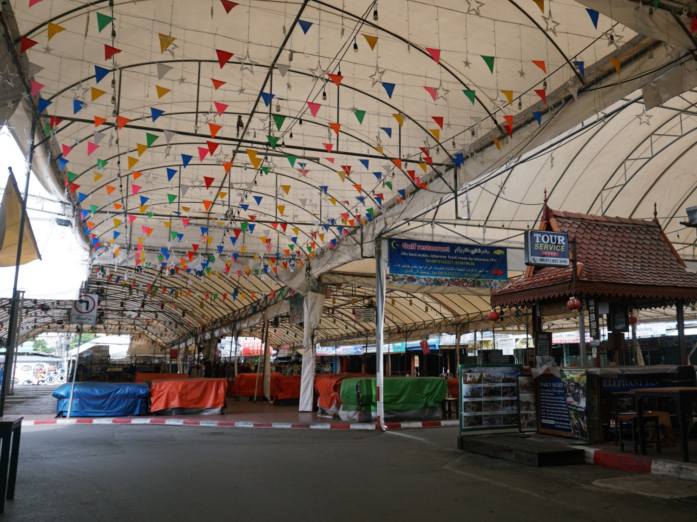 Chiang Mai covid night market