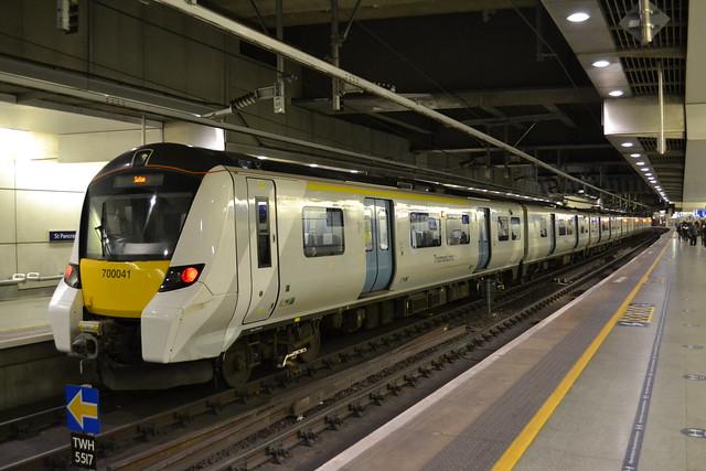 Thameslink Desiro City 700