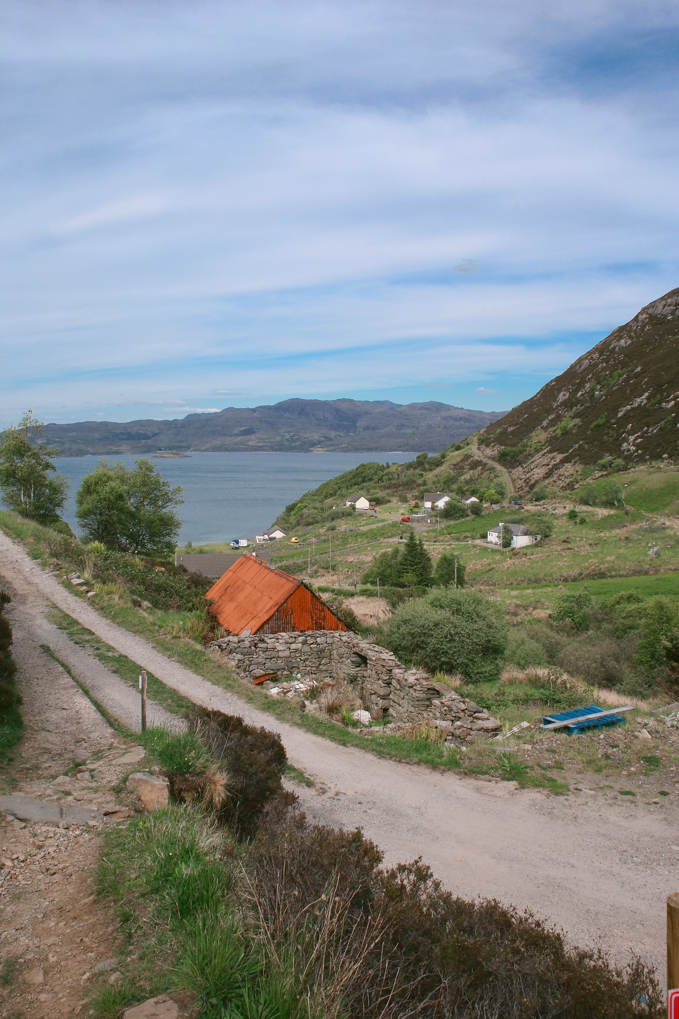 The Little Magpie Scotland Guide Road to the Isles Mallaig 1