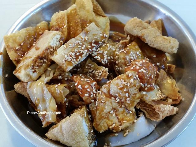 restoran san yulik yulek chee cheong fun review