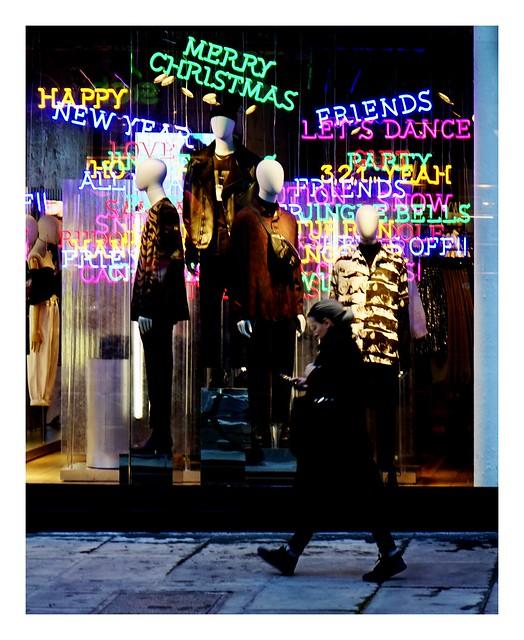 Christmas Neons