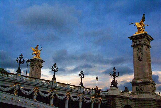 An evening at Paris Series 5