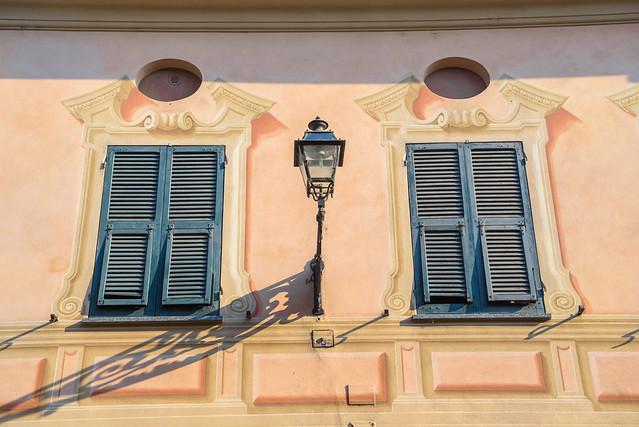 Novi Ligure - Palazzi Dipinti (Painted Palaces)