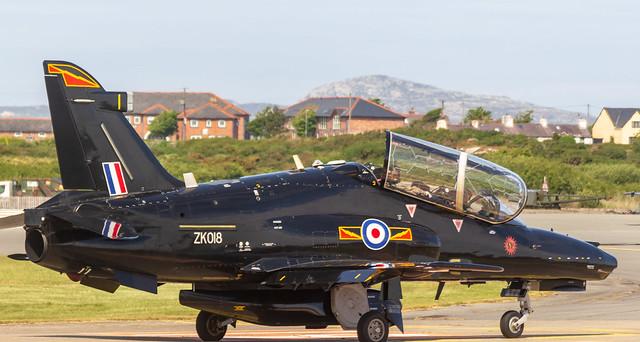 Hawk T2 - RAF Valley - 15/06/21