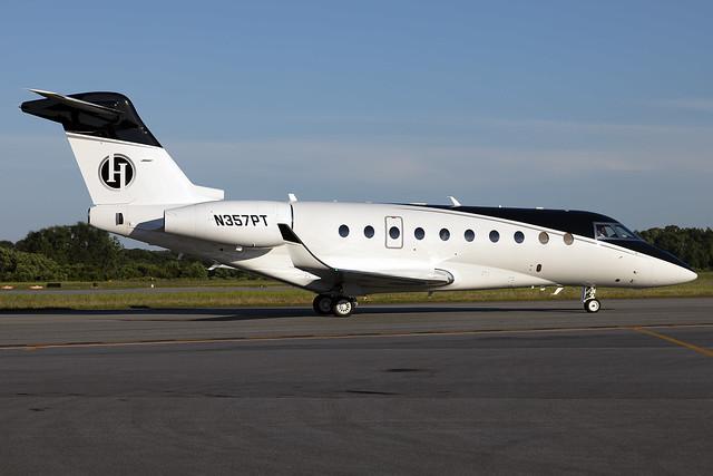 N357PT - IAI Gulfstream G280 - KPDK - June 2021
