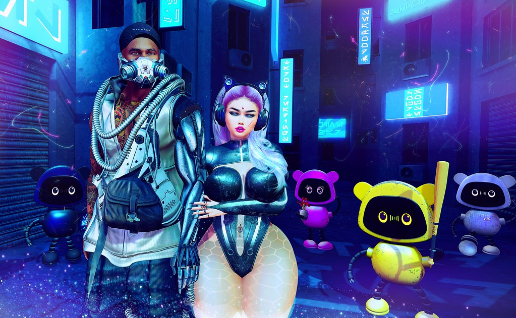 The Robots' City