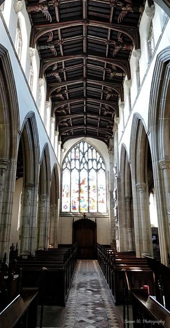 St John Church (02). Stamford. June 2021