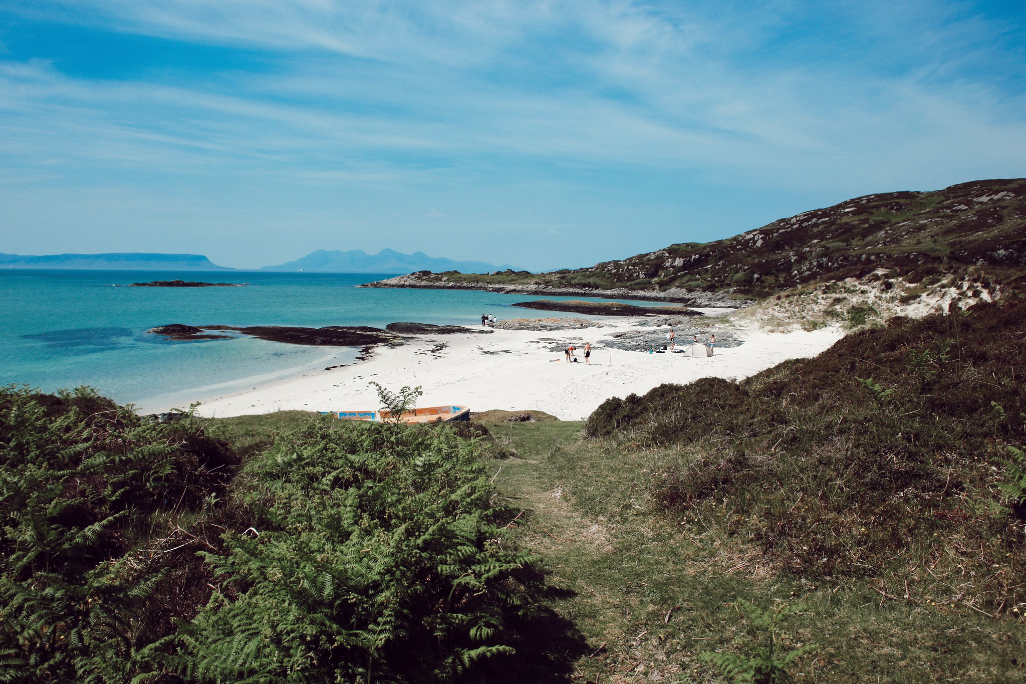 The Little Magpie Scotland Guide Road to the Isles Mallaig (6)