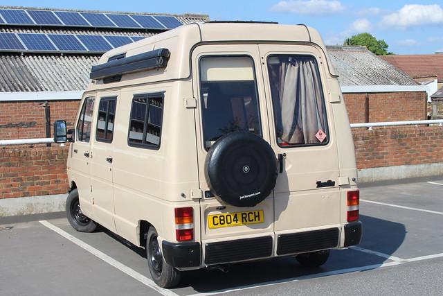 1985 Renault Traffic