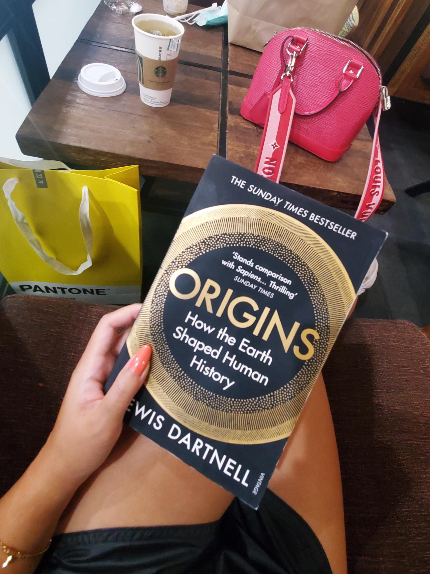 Origins Lewis Dartnell