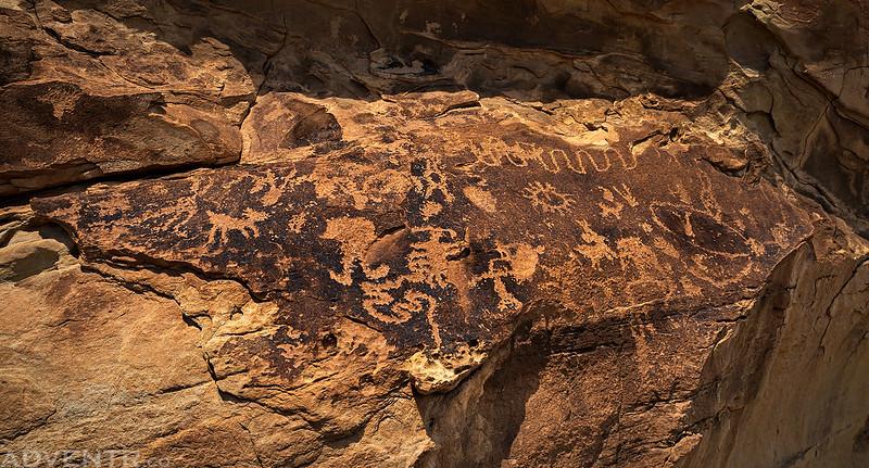 East Four Mile Draw Petroglyphs