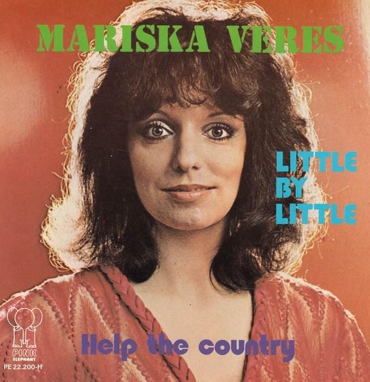 Mariska Veres - Little By Little