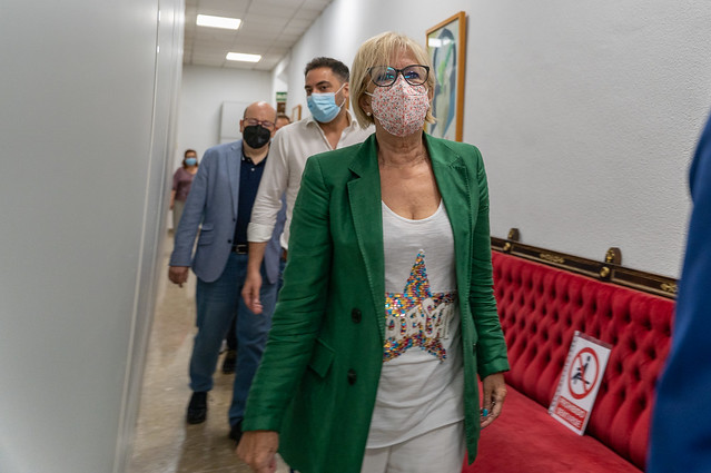 Rueda prensa grupo municipal Socialista Moción de Censura