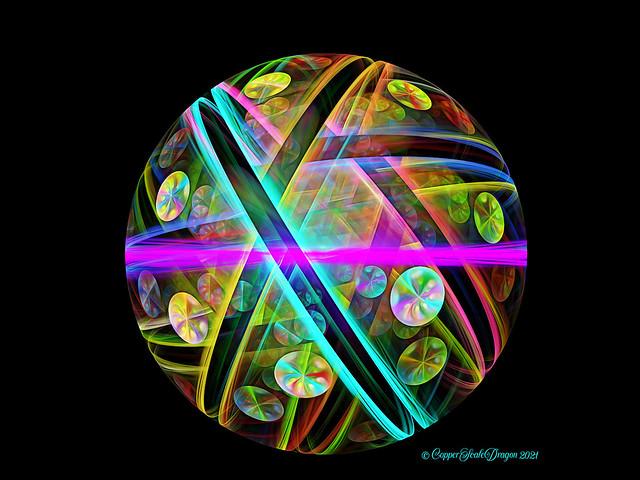 banded ball