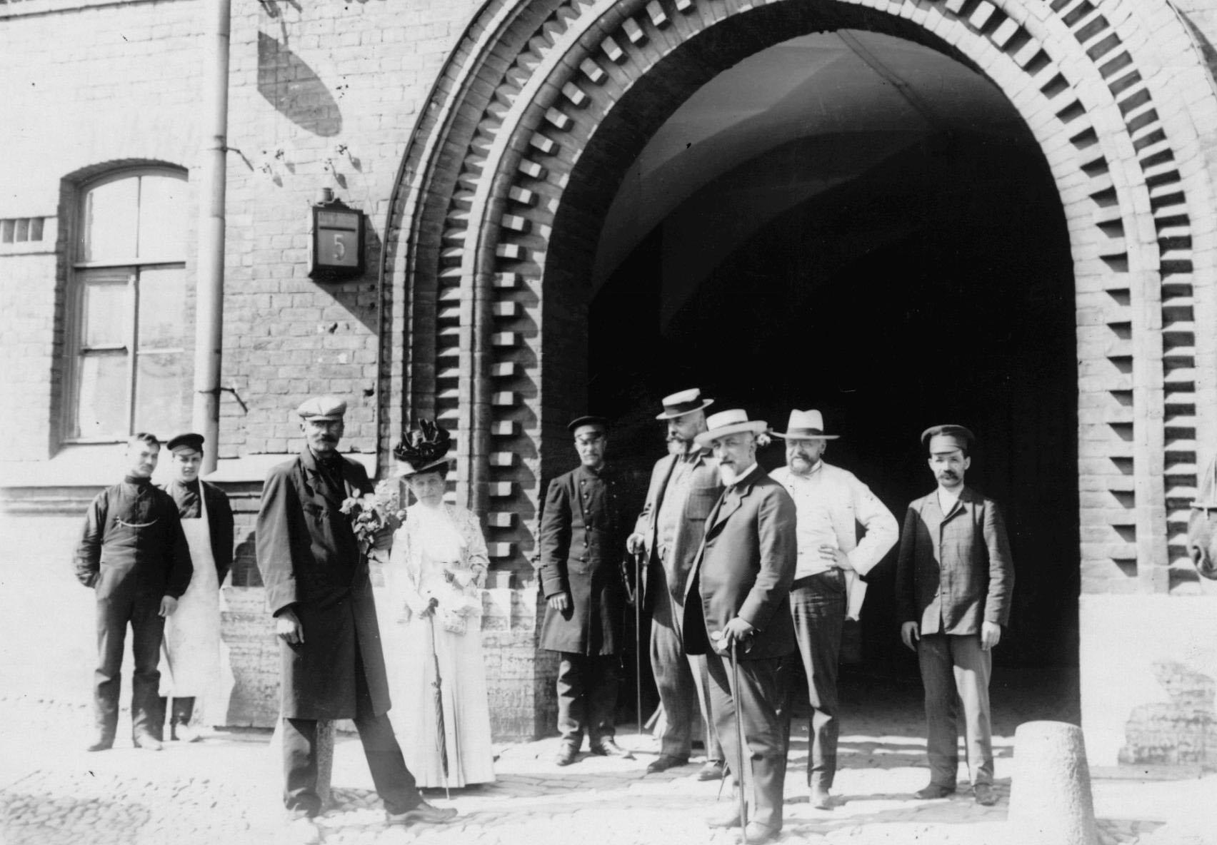 1906. Осуждённые депутаты Первой Государственной думы